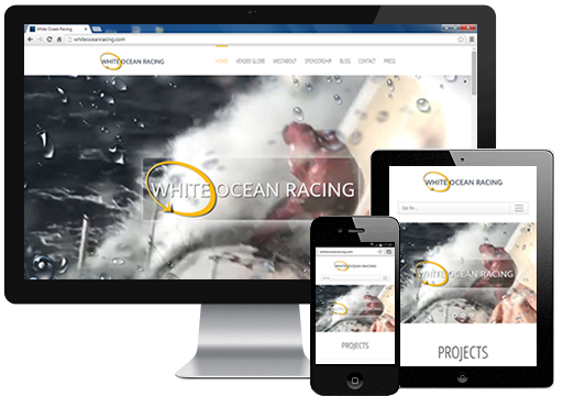 White Ocean Racing Website