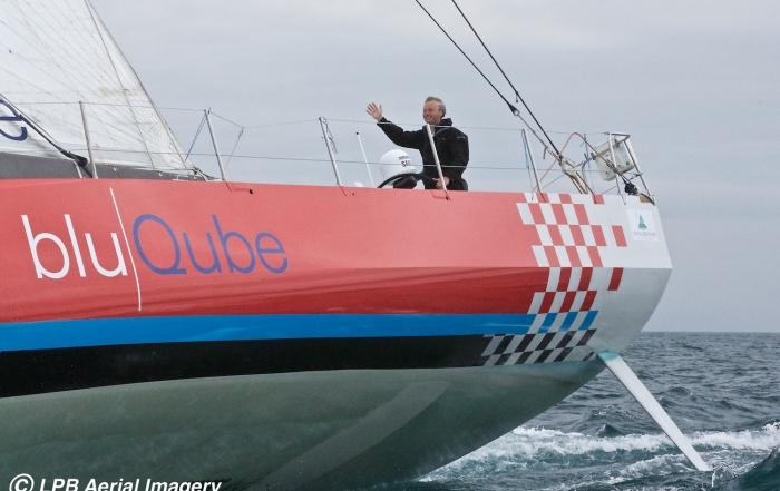Steve White Volvo 70 - BluQube