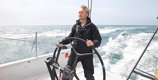 Steve White Yachtsman