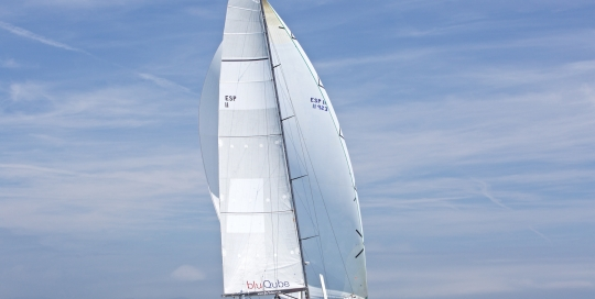 Steve White Volvo 70 Boat