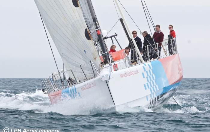 White Ocean Racing Corporate Sailing