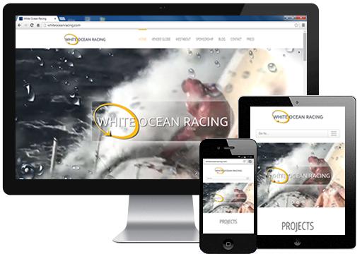 White Ocean Racing Website